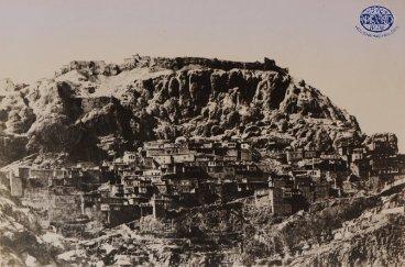 Harput Kalesi ve Yerleşim Yerleri